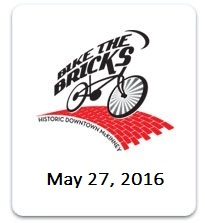 BIKE THE BRICKS - MAY 25, 2012